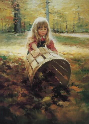 enfant-paysage-d-automne-flora