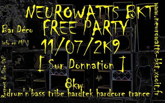 50 kw free party 10 et 11 07 09 Neurowatts-110709-party-10813d7