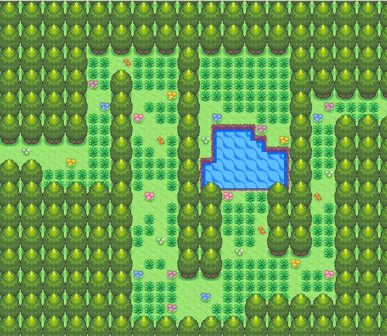 Pokemon version Azurite / Pokemon version Amblygonite Route-01-f6daab