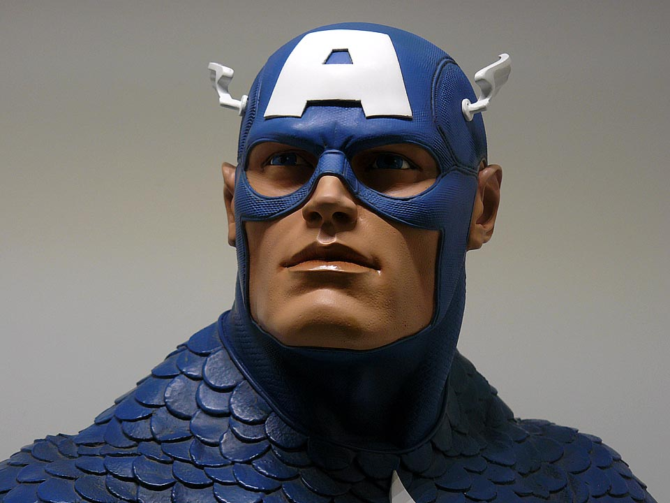CAPTAIN AMERICA Legendary scale bust P1050004-15974d7