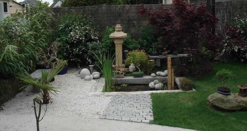 Ma maison mon havre de paix mon jardin japonais for Coin jardin japonais