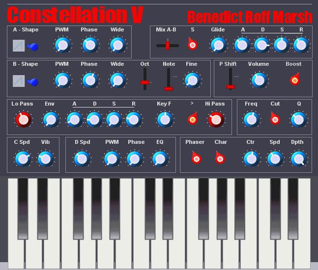 Benedict Roff Marsh SynthStudio Pack III VST VSTi, windows vsti vst, VSTi, VST, SynthStudio, Roff Marsh, Pack, Benedict, ASSiGN