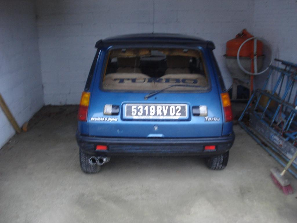 !ma renault 5 alpine turbo