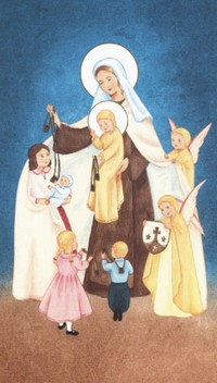 Heureuse Fête des Mères à Marie, notre Mère Im27-4df551