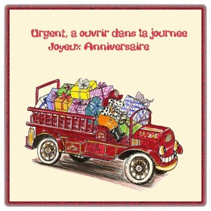 Bonne Fête Routier 49 Anniversaire19-3b0600