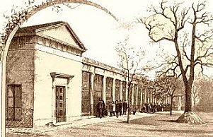 Paris autrefois parcs et jardins jardin des plantes - College du jardin des plantes ...