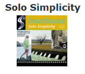 SmartSound Audio Palette Series Vol.16 Solo Simplicity , smart sound  samples audio, Vol.16, Solo, SmartSound, Audio Palette Series